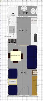 house plans free free tiny house floor plans 8 x 24 house plan with alternate