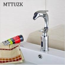 Automatic Water Faucet Popular Dolphin Bathroom Faucet Buy Cheap Dolphin Bathroom Faucet