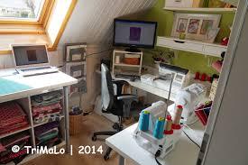 Wohnzimmer Computer Trimalo Von Der Wohnzimmer Nähecke Ins Eigene Nähzimmer Chen