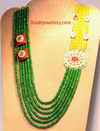 beaded jewelry design necklace images Beaded fashion jewellery jewellery designs jpg