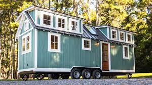 the newest and beautiful ridgewood by timbercraft tiny homes