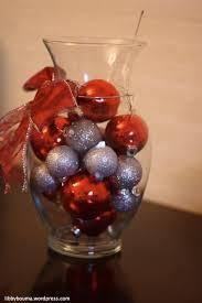 ornaments in a vase decoration joyful