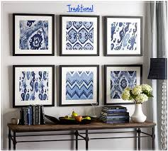 displaying photos on wall home design ideas