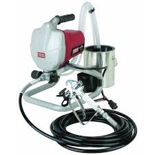 paint sprayer tackle the big jobs just add paint harbor freight tools blog
