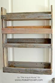creative kitchen storage idea under cabinet spice rack youtube for