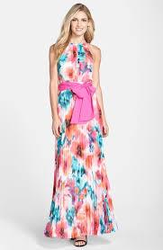 eliza j dresses eliza j print tie waist maxi dress where to buy how to wear