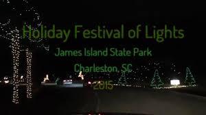charleston festival of lights hyperlapse youtube