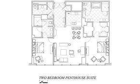TRUMP Luxury  BR Penthouse Top Floor HomeAway Las Vegas - Vegas two bedroom suites