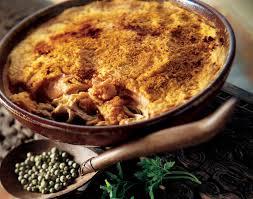 cuisine potiron recette clafoutis de potiron au curry de poulet