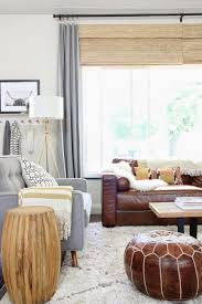 Brown Leather Sofas by Best 20 Mismatched Sofas Ideas On Pinterest Living Spaces Rugs