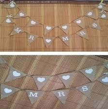 burlap decorations for wedding get cheap country rustic wedding decorations aliexpress