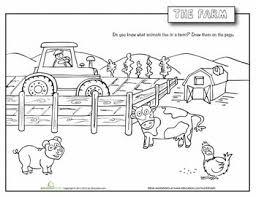 58 science primary farm theme images farm