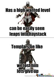 Assassins Creed Memes - assassins creed logic by davisa013 meme center