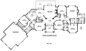 luxury ranch floor plans luxury ranch house plans 3 awesome ideas ranch home plans designs