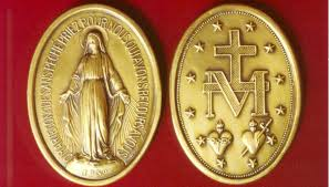 catholic medals the miraculous medalthe miraculous medal catholic