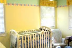 How To Decorate Nursery How To Decorate A Gender Neutral Nursery For Home Guides