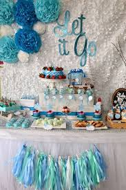 frozen party 32 and frozen kids party ideas shelterness