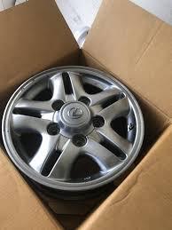lexus is oem wheels for sale oem lexus lx470 16