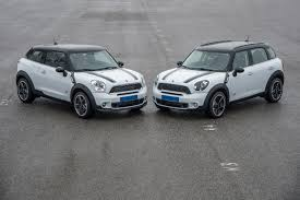 photo gallery mini paceman vs the countryman motoringfile