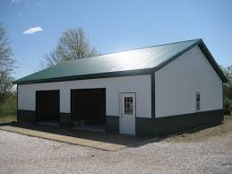 garages and pole barns amish contractor pole barns