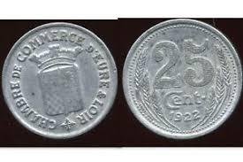 chambre de commerce de l eure chambre de commerce eure et loir 25 centimes 1922 ebay