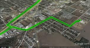 Waco Map Map To South Waco Elementary