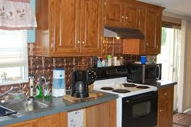 recycled countertops mobile home kitchen cabinets lighting