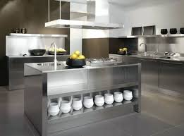 stainless steel islands kitchen stainless steel island countertop vernon manor com