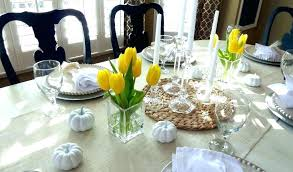 kitchen table setting ideas dinner table setting ideas promotop info