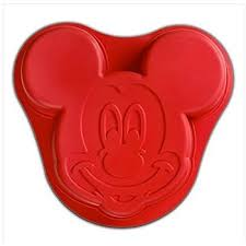 mickey mouse cake disney parks exclusive mickey mouse icon silicone cake
