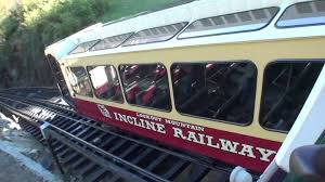 lookout mountain incline railway hd youtube