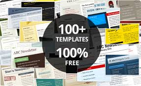 download 100 free email marketing templates campaign monitor