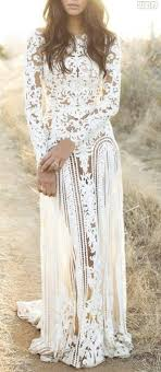 bohemian wedding dress 25 whimsical beautiful bohemian wedding dresses deer pearl flowers