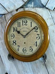 mattchapman me page 76 swiss railway wall clock modern silver