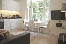 Urban Kitchen London - cambridge gardens serviced accommodation notting hill urban stay