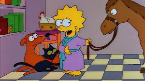 lisa u0027s pony season 3 episode 8 simpsons world on fxx