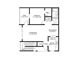 the breakers floor plan 1 bed 1 bath apartment in boca raton fl somerset place