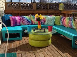 patio table base ideas 21 genius diy ways to reuse and recycle old tires
