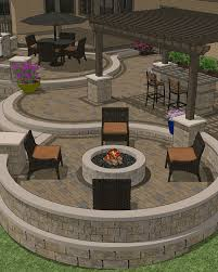 fresh design patio designs winning concrete patio crafts home