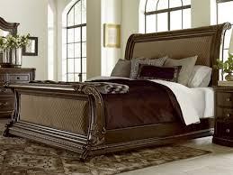Queen Size Sleigh Bed Frame Sleigh Beds Luxedecor