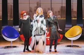 first wives club the musical opens at chicago u0027s oriental theatre