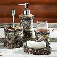 Camouflage Bathroom Camouflage 4 Piece Bath Set Decorations 4415083001tjpg Camouflage