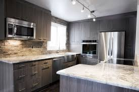 kitchen island granite countertop grey metal single bowl sink gray kitchen island black cabinets