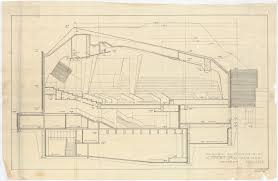 architectural drawings of the house of culture u2013 alvar aalto shop