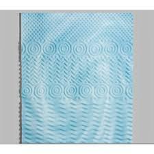 Home Design 5 Zone Memory Foam Mattress Pad Authentic Comfort 3 Inch Orthopedic 5 Zone Foam Mattress Topper