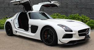 amg sls mercedes barely driven mercedes sls amg black series makes for an