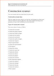 construction resume template top result 20 awesome construction resume template image 2017 kdh6