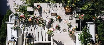 Rustic Backyard 30 Rustic Backyard Wedding Decoration Ideas Wedding Forward