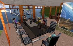 home design game neighbors second life newser crew meeting with friends