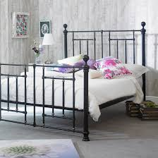 luxury metal bed frames and fabric beds uk king size the